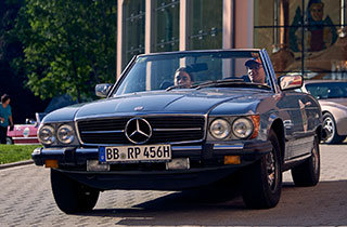 Mercedes-Benz 450 SL R